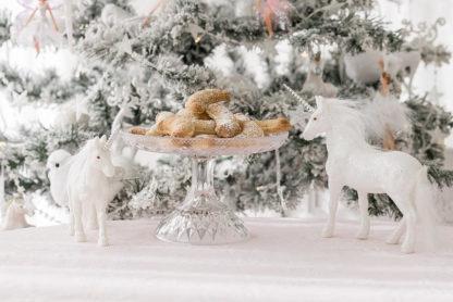 Einhörner Weihnachten