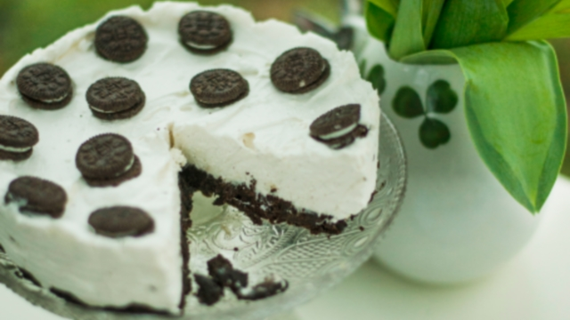 Oreo-Keks-Torte vegan