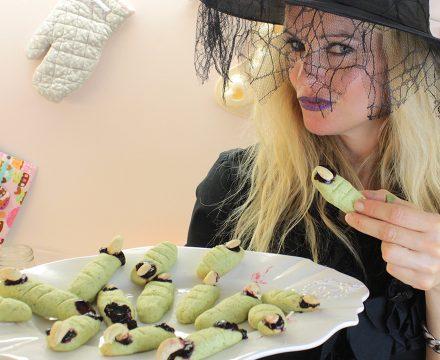 Monsterfinger Kekse vegan & zuckerfrei